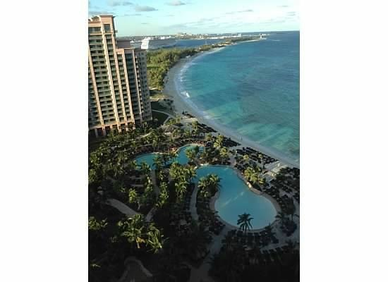 The Cove Atlantis, Autograph Collection : view from hotel