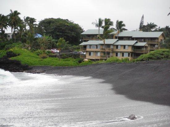Hana Kai Maui: View from beach