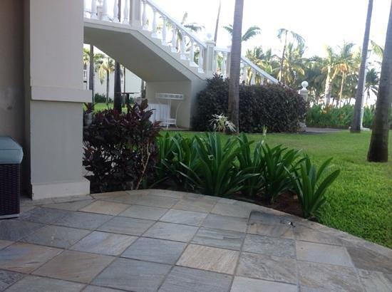 Sugar Beach Golf & Spa Resort: Vu de notre chambre