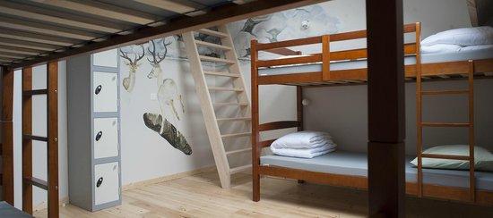 KaBa Hostel: 6 bed dorm