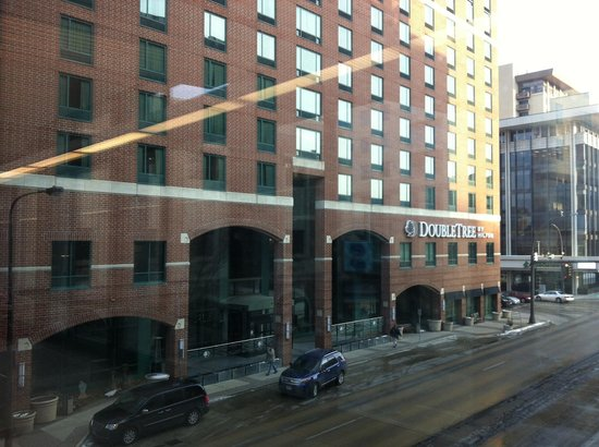 DoubleTree by Hilton Rochester / Mayo Clinic Area: O Hotel