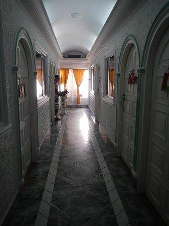 San Andres Noblehouse Hotel: Pasillo