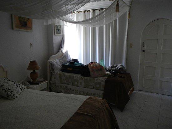 San Andres Noblehouse Hotel: Habitación