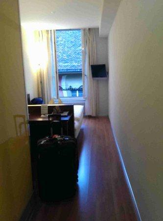 Hotel Goldener Schlussel : Single Room