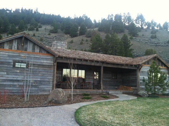 The Ranch at Rock Creek: One of the Houses
