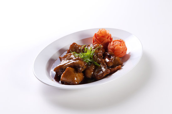 Pinang Taste Seafood Restaurant : Honey Chicken