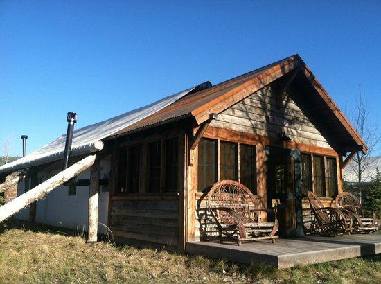 The Ranch at Rock Creek : Glamping
