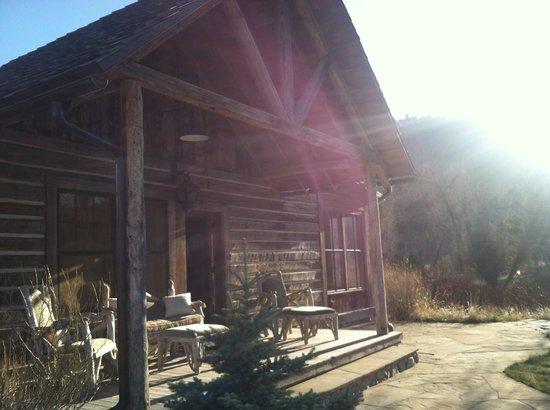 The Ranch at Rock Creek: Glamping