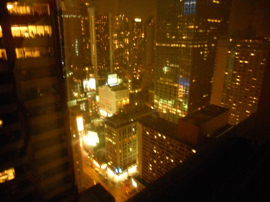 Sheraton New York Times Square Hotel: The View