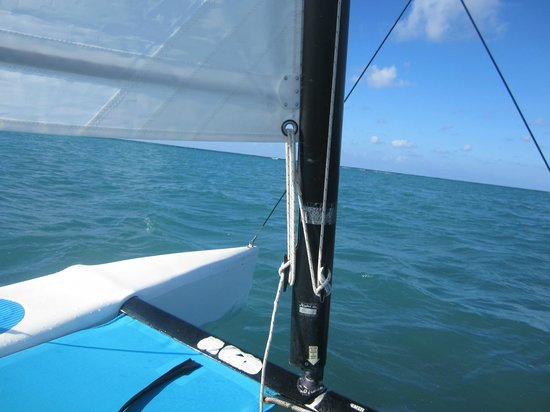 Sandals Montego Bay : Catamaran Ride
