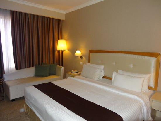 The Royale Bintang Kuala Lumpur : Bed