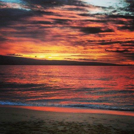 Ka'anapali Beach: Sunset