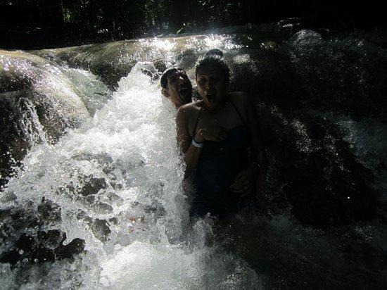 Dunn's River Falls and Park: Falls 3