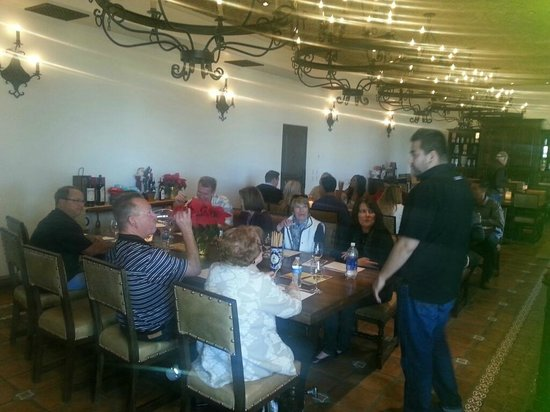 Breakaway Tours & Event Planning: Private tasting at Daou Vineyards Paso Robles