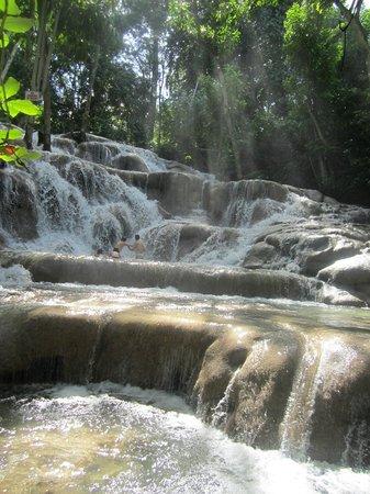Dunn's River Falls and Park: Falls 4