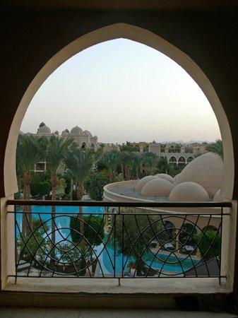 "The Makadi Palace Hotel : Blick aus ""unserem"" Zimmer"
