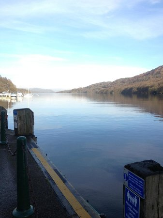 Applegarth Villa and Restaurant: Lake Windermere