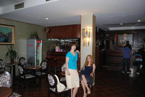Μαργκέρα, Ιταλία: холл отеля