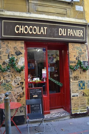 Le Panier : cioccolateria
