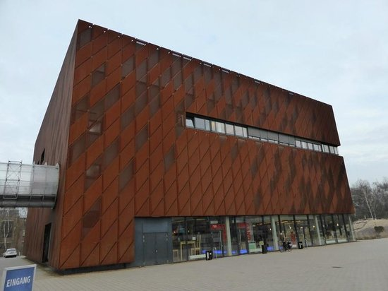 Universum Bremen: Main entrance building