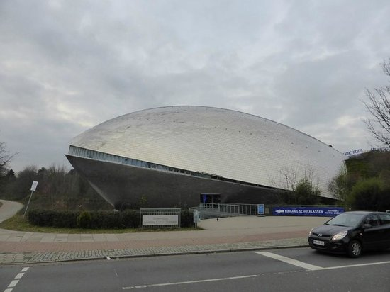 Universum Bremen: The main exhibition hall