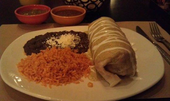 Tacos & Tequila: Буррито