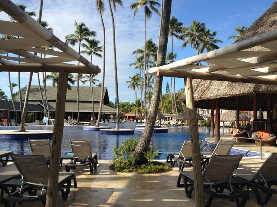Barcelo Bavaro Beach - Adults Only : View of the pool area