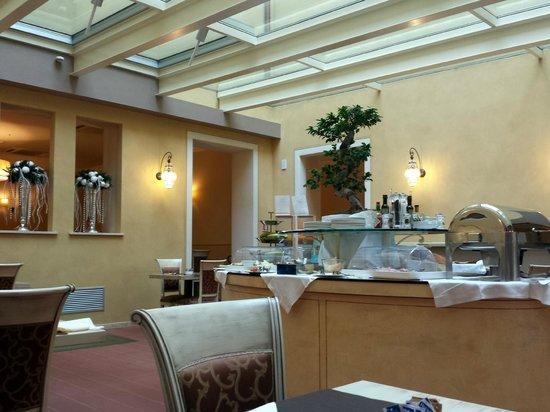 Palazzo San Lorenzo Hotel & Spa : sala colazione