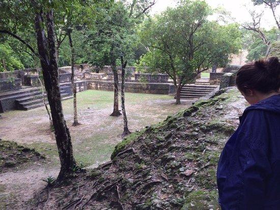 Belize Nature Travel: Cahal Pech