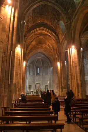 Abbaye Saint Victor : interno