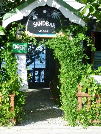 Calibishie Sandbar: Come on in!