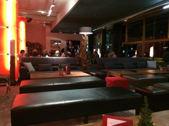 Hotel MyTirol : Sala Piano Terra