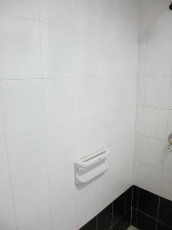 Wana Riverside Hotel: Bathroom1