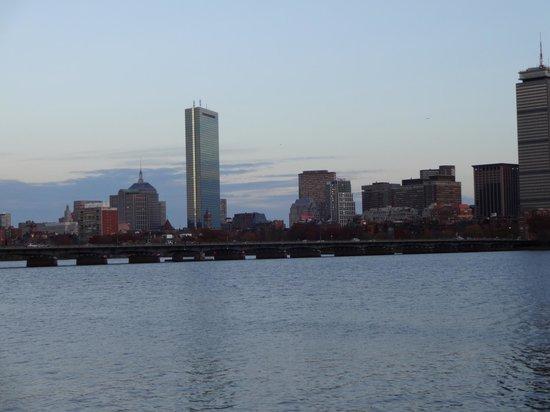 Charles River: Vista da margem