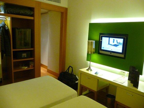 NH Pisa: chambre