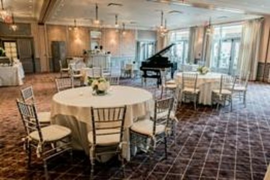 Delamar Greenwich Harbor Hotel: Antibes Ballroom, ideal for offsite meetings and weddings