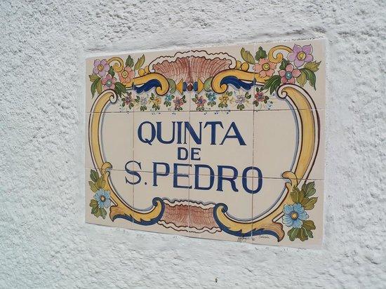 Quinta de Sao Pedro: Traditional Portugues Style