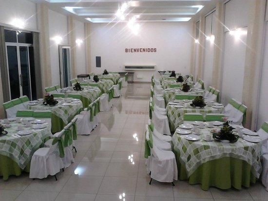 Hotel Señorial Tlaxcala: SALÓN PRESIDENCIAL