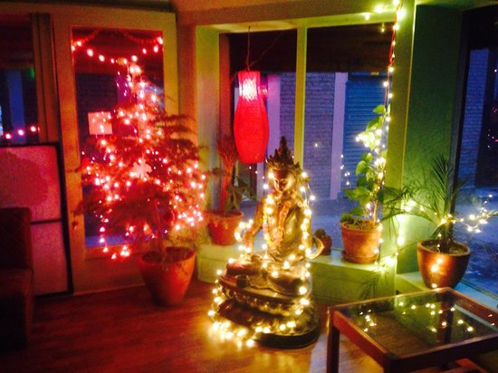 Bodhi Inn: Xmas is on the way