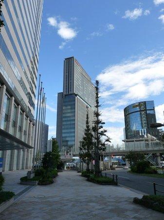 Mitsui Garden Hotel Ginza Premier: Hotel