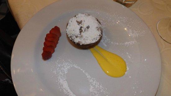 Il Capitolo: great dessert