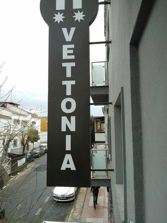 Hotel Vettonia: BALCÓN y vistas desde la habitación 102