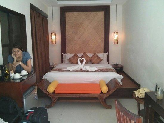 BEST WESTERN Kuta Villa: The room !