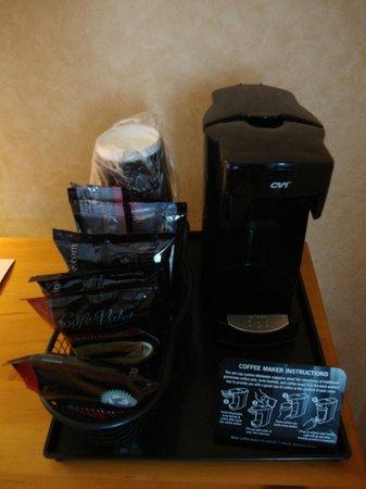 Ramada Canmore : Cafeteira