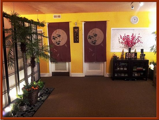 Spring Reflexology Center: Environment