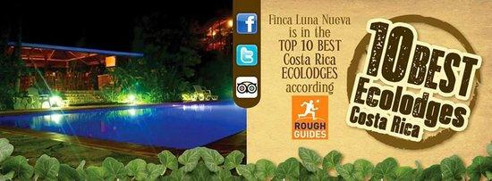 Finca Luna Nueva Lodge : 10 Best Ecolodges in Costa Rica