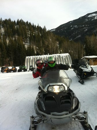 Toby Creek Adventures Ltd.: Great day!
