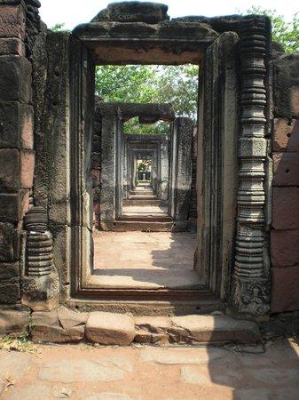 Khmer Ruins: Serie di porte