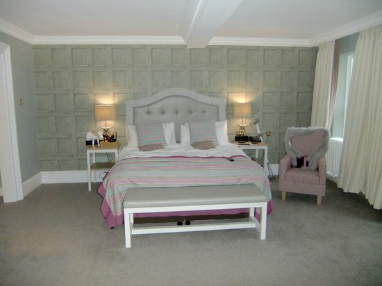 The Grand Brighton: The lovely room on level 6