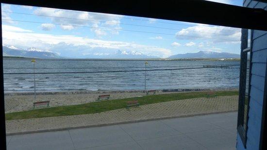 Kau Patagonia: vista desde la habitación